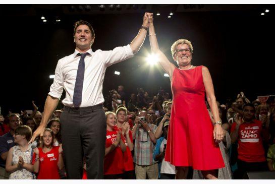 Élection de Justin Trudeau, encore des miettes pour le Québec?