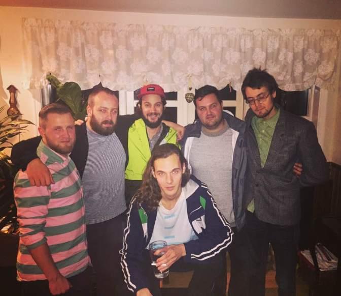Islande, discussion avec des militants du Pirate Party