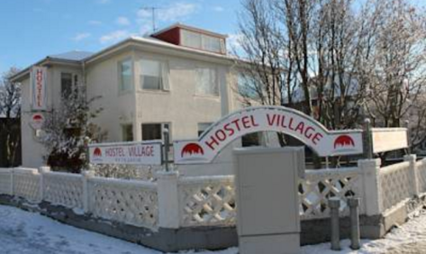 reykjavik-hostel-village